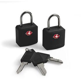 Pacsafe Prosafe 620 TSA Accepted Luggage Lock black
